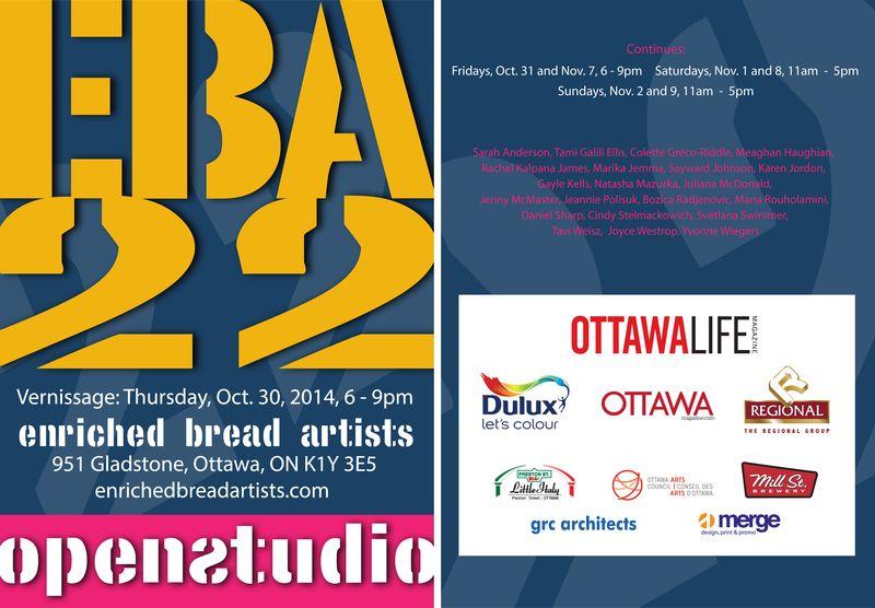 EBA22 open studio evite